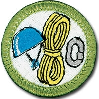 BSA Climbing Merit Badge